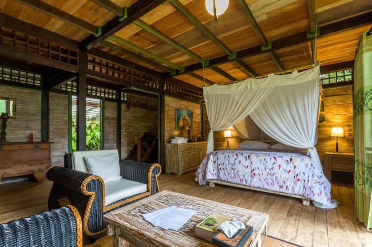 Villa garden view 120 m2, bedroom 1